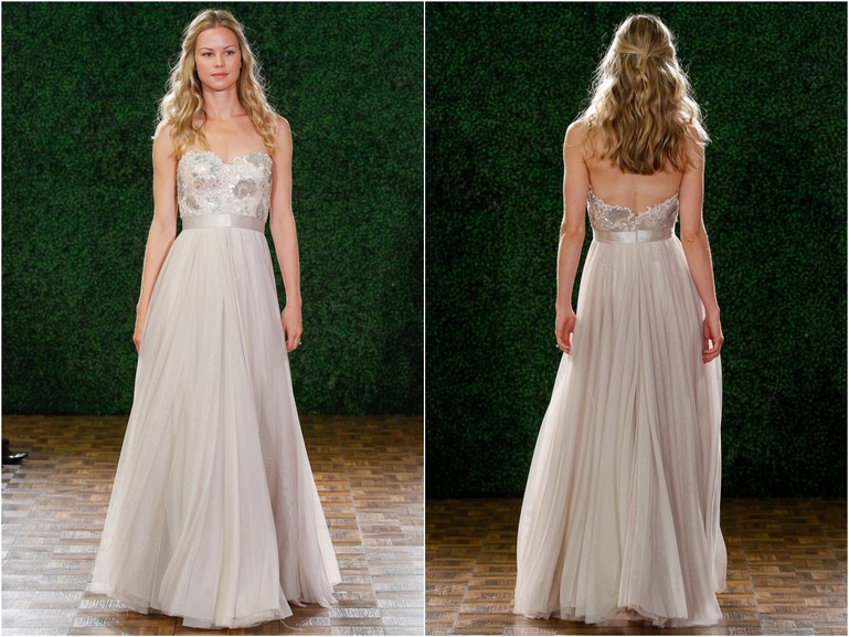 Wedding Dress Trends in 2015