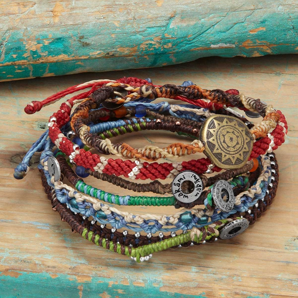 Cool Bracelet Set From Uncommon Goods
