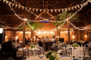 Los Angeles Wedding Venues - Rustic Barn