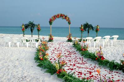 Los Angeles Wedding Venues Beach