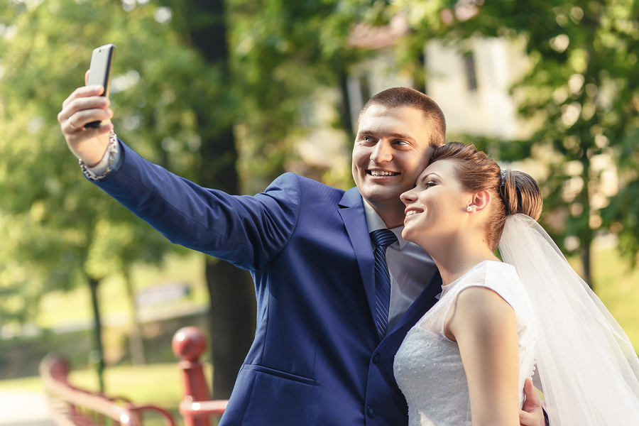 Hollywood Banquet Hall Blog - How To Take Wedding Instagram Photos