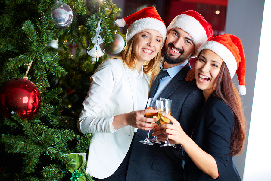 Holiday Party Ideas from Hollywood Banquet Hall