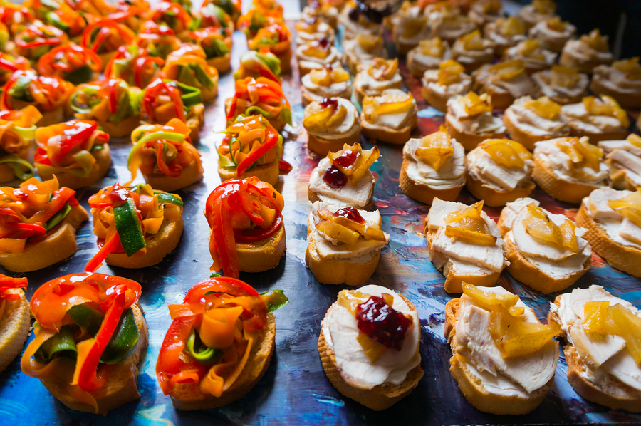 Food Trends at Hollywood Banquet Hall