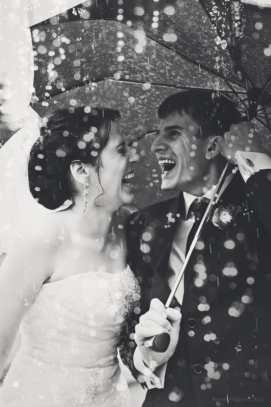 How To Be Prepared For Rain On Your Wedding Day
