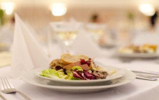 Bon Appétit! How To Create The Perfect Wedding Reception Menu