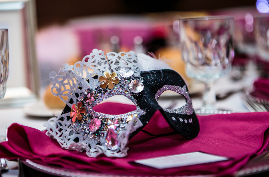 Masquerade Mask For Sweet Sixteen Theme Party