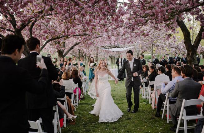 Los Angeles Wedding Venues Botanical Gardens