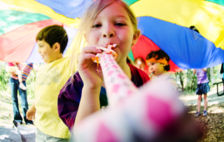 Birthday Party Planning Ideas - Noisemakers