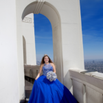 Quinceañera Photoshoot Spots Los Angeles - Griffith Observatory