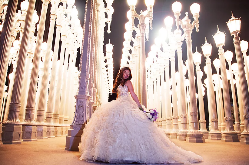 14 Best Spots In Los Angeles For Your Quinceañera shoot
