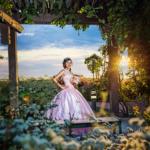 Quinceañera Photoshoot Spots Los Angeles - Sycamore Park