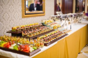 Buffet Wedding Catering Service