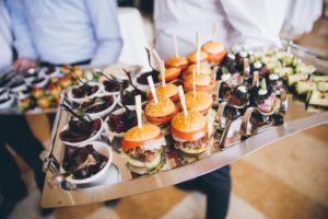 Burgers Wedding Catering Service