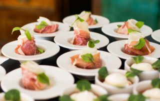 Appetizer Wedding Catering Service