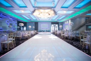 Wedding Catering Service in Banquet Hall