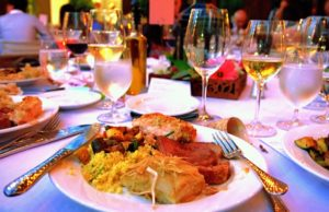 Family Style Wedding Catering Service